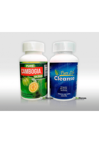 Pure Cambogia Ultra - Pure Life Cleanse