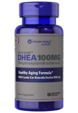 DHEA 100mg Vitamin World