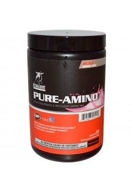 Pure Amino BCAA Drink Mix Promueve la formación del músculo