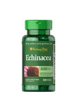 Echinacea with Goldenseal Root 100 Capsulas