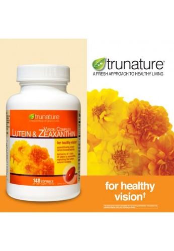 Lutein & Zeaxanthin 140 Softgels 25 mg de Lutenina