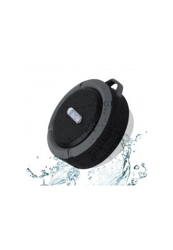 Parlante Bluetooth 3W Portable Resistente a Salpicaduras-Negro