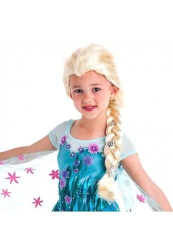Disfraz Peluca de Elsa Frozen