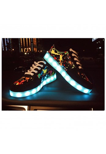 Tenis Paint Led