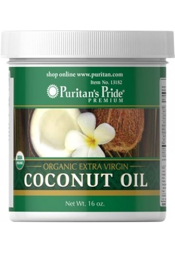 Aceite Coco Coconut Oil Hdl 16oz Cocina Extra Virgen Piel