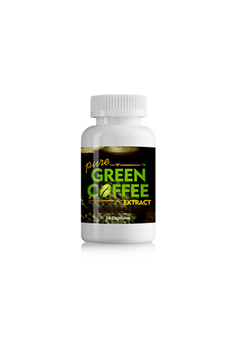 Pure Green Coffee Extract de Biotrim Labs