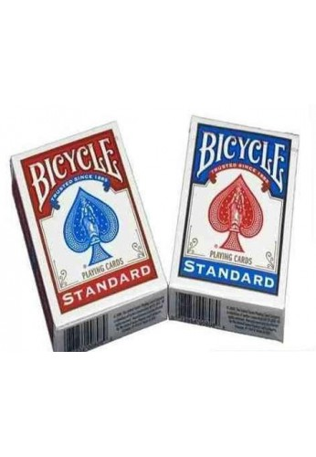 Cartas Bicycle Standard Poker Cardistry Magia Unidad