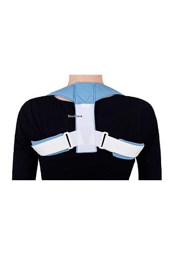 Corrector de Postura apoyo hombro cuello