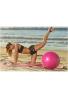 Pelota de ejercicio 2.000 libras estabilidad bola – el equilibrio, Gimnasio, fuerza muscular, Yoga, Fitness