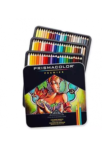 Lápices De Colores, Base Suave, Prismacolor Premier
