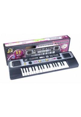 Organeta Teclado Piano Didáctico Eléctrico Niños Niñas