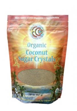 Earth Circle Organics Azúcar De Coco 14 .Oz