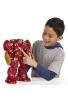Figura Marvel Avengers Titan héroe Tech interactivo Hulk Buster de 12 pulgadas (descontinuado por el fabricante)