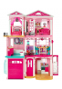 Barbie Casa de los sueños,Rosa