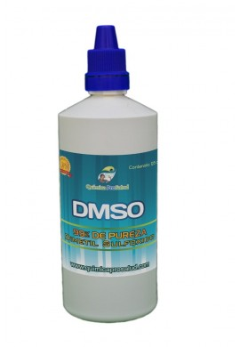 Dimetil Sulfoxido 99% (dmso) X 125 Ml