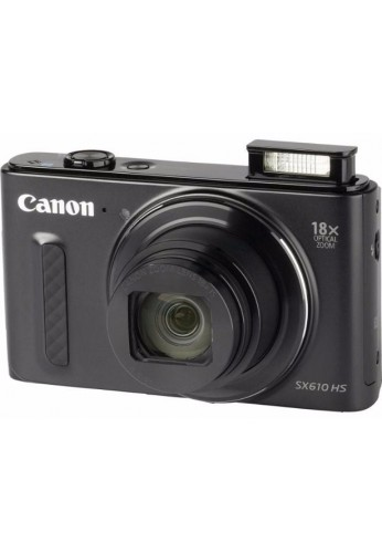 Camara Digital Canon Sx610 Hs 20mp 18x Zoom Wfi 3 + Mem 8gb