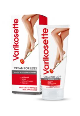 VariKosette Crema Venas Reduce Inflamacion Dolor Y Elimina Arañitas