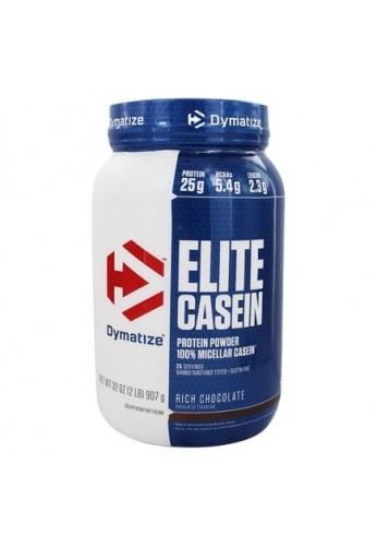 Dymatize Nutrition Elite Casein Protein Powder 100 % 2 Libras
