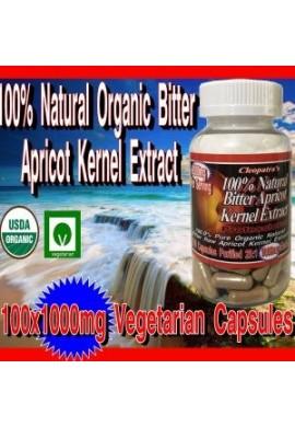 Amigdalina B17 Maxima Concentracion 1.000 mg por Capsula