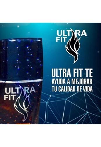 Ultra Fit Potente Termogenico Para Quemar Grasa Localizada
