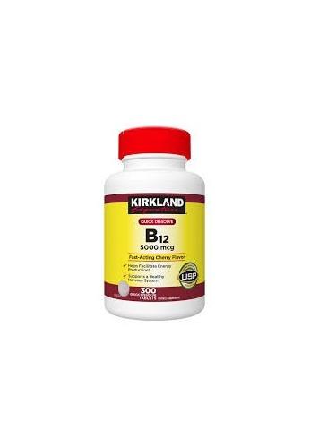 Vitamina B12 Kirkland 5000 Mcg