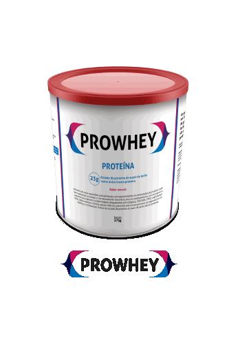 Prowhey 95% Pureza Natural Lata X 275g