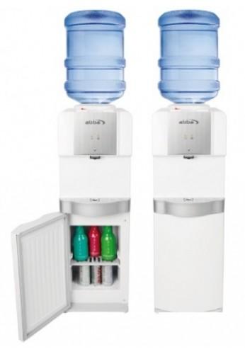 Dispensador De Agua Con Gabinete Abba Da 1637sw B