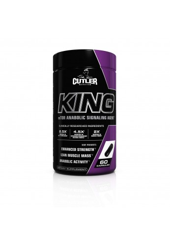 Cutler Nutrition King Motor Anabolic Signaling Agent