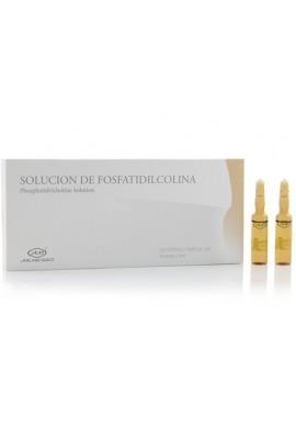 Solución de Fosfatidilcolina Caja x 10 ampolletas 5 ml
