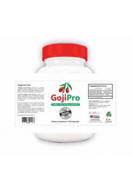Goji Pro cápsulas