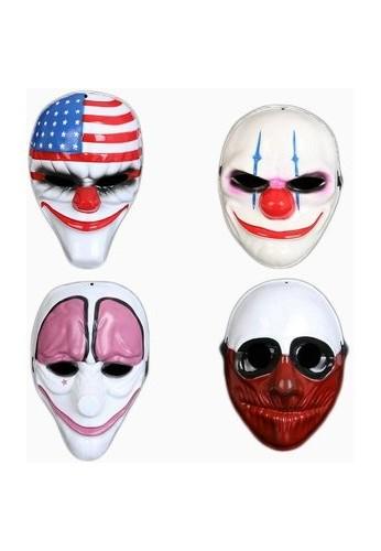 La Purga Payasos Asesinos Mascara Disfraz Halloween