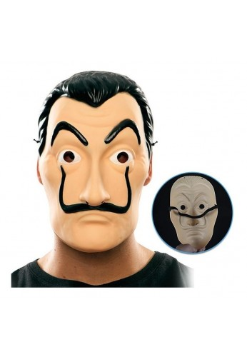 Mascara La Casa De Papel Salvador Dalí Halloween