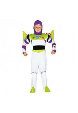 Buzz Light Year Toy Story Disfraz Niños Halloween