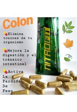 Detox Nitrofit Limpiador De Colon