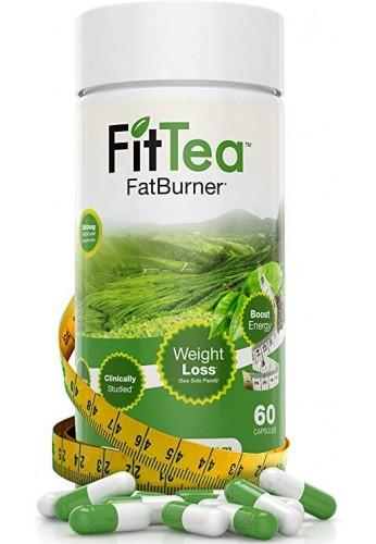 Fit Tea Fatburner Quemador De Gras -
