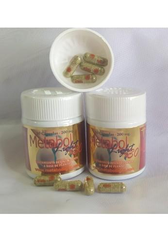 Metabol ligh importado de Mexico