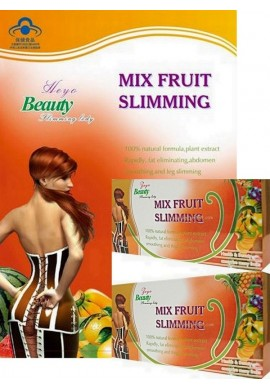 Quema' Grasa Localizada, Con Mix Fruit Slimming